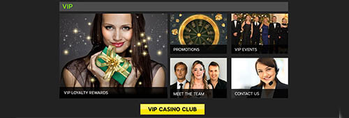 888casino's VIP programme is full of perks